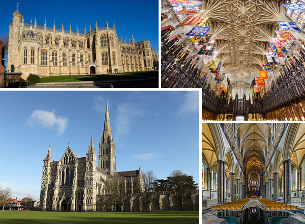 Tour 2016 - Salisbury Cathedral, UK